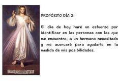 """CONSAGRACIÓN A LA DIVINA MISERICORDIA DÍA 2  En el nombre del Padre...  Breve silencio para ponerse en presencia de Dios e implorar la asistencia y luz del Espíritu Santo.  ORACIÓN DE SANTA FAUSTINA  """"Oh Jesús, escondido en el Santísimo Sacramento, mi único Amor y Misericordia, te encomiendo todas las necesidades...   https://www.facebook.com/PadreGuillermoSerraLC/photos/a.1430064493678329.1073741919.362890137062442/1429626340388811/?type=3&permPage=1"""