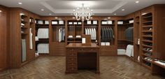 CGI Product Rendering of Walk-in Closet | Flickr - Photo Sharing!
