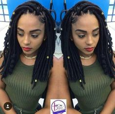Faux Locs Hairstyles Custom 2017 Faux Loc Hairstyles …  Braids …