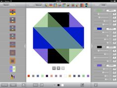 Latest update (iPad version 1.3) Colors by Number - available in the App Store now