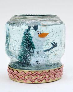 Faire une boule de neige