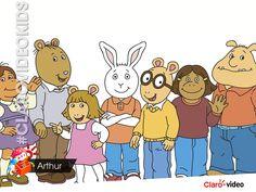O ratinho 'Arthur' voltou às aulas! Acompanhe suas aventuras.