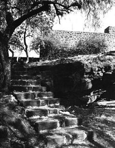 Jardines del Pedregal de San Ángel, Ciudad de México, Luis Barragán, 1945