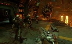 Doom | Game é Lançado Para os Consoles da Nova Geração on MonsterBrain http://www.monsterbrain.com.br