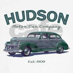 Hudson T-Shirt on CafePress.com
