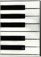 Piano Fine-Art Print
