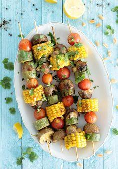 20 Tasty Vegan Grilling Recipes