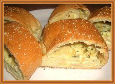 Druh receptu: Sladkosti - Page 38 of 326 - Mňamky-Recepty. Bagel, Hamburger, Bread, Food, Brot, Essen, Baking, Burgers, Meals