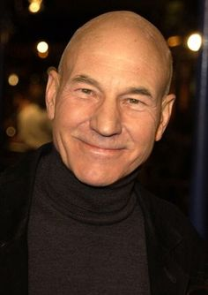 Patrick Stewart, Mirfield West Riding of Yorkshire England, ). Patron of Refuge, a United Kingdom charity for abused women. Patrick Stewart, Ian Mckellen, The Time Machine, Hollywood Actor, Hollywood Stars, Jason Statham, Raining Men, Famous Faces, Famous Men