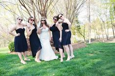 A.S.W. Weddings: Bloopers & Outtakes  ©Amber S. Wallace Photography, North Carolina