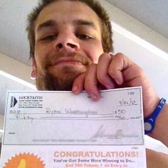 48 Best Featured REAL Cash Winners images in 2012 | Play, Games to