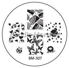 Preview: BM-307 #bundlemonster  #shopbm