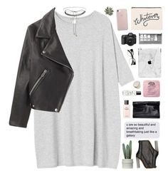 """love me now"" by omgjailah ❤ liked on Polyvore featuring Monki, Wet Seal, Lilou, ALPHABET BAGS, Boohoo, Origins, NARS Cosmetics, Chanel, Topshop and adidas Originals"