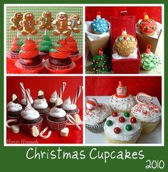 Christmas Cupcakes 2010.3