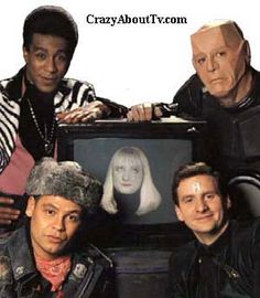 LOVED this show (Red Dwarf)