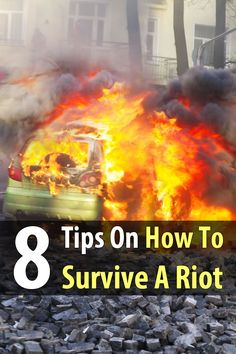 When the SHTF, one of the first things people will do is riot. And as you probably already know, riots are very dangerous. In many cases, they are deadly.