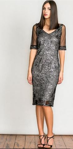 Lisa Barron Eveningwear.