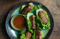 Thai-flavoured skinless sausages – Recipes – Bite