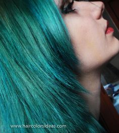 07-liv's-teal-hair-3 – Hair Colors Ideas