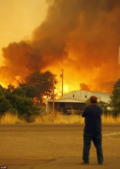 07/01/2013 - Death toll: The Yarnell wildfire is the deadliest wildfire involving firefighters in the U.S. for at least 30 years.