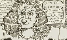Meet The Feminist Artist Whose Crass Comics Were Way Ahead Of Their Time | The Huffington Post