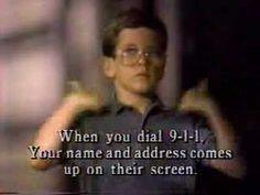 Bell Atlantic 9-1-1 commercial c. 1989