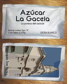Sobresitos de Azúcar La Gacela