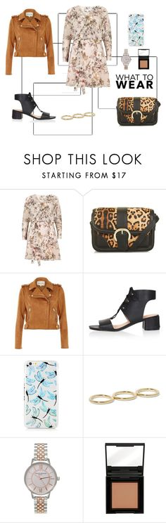 What to Wear by kerriturner on Polyvore featuring River Island, Topshop, Jennifer Fisher and Olivia Burton