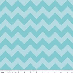 Chevron LAMINATED fabric (aka oilcloth, slicker, coated) aqua tonal yard yardage $14.95 from etsy Laminates