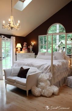 marshmallow dreaming - traditional - bedroom - seattle - My Sweet Savannah
