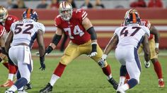 Joe Staley would rather stay with 49ers than get traded to contender