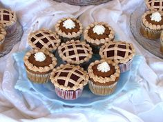 pictures of wedding pies & cakes | cherry pies (red velvet cake) and pumpkin pies (pumpkin spike cake ...