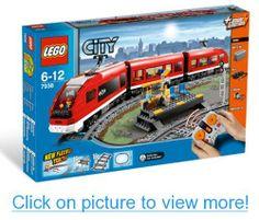 LEGO City Passenger Train 7938