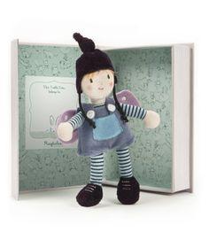Ragtales - Bambola, Fatina dei denti per maschietto, 19 cm: Amazon.it: Giochi e giocattoli