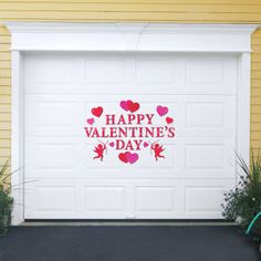 Garage Door Decoration COHN2C Decorations
