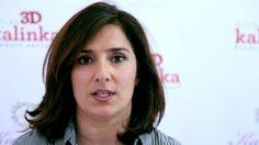 Interview de Paula Alves élève Kalinka3D