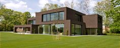 Totaalproject moderne villa Waregem | Spherebox