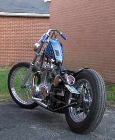 XS650 Chopper REDO - Japanese Bikes, Build Threads & How-To's