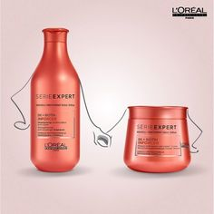 Shampoo and mask go hand in hand! We use L'Oreal Professional Serie Expert that take good care of your hair.   This is B6+Biotin inforcers which is specially used to reduce the breakage of hair and strengthen them!  Visit Beauty Manntra salon to pamper your hair and avail the benefits of WoW month - the ongoing offer at the salon.   For details call: 6354 689 963.  #BeautyManntra #Salon #Vadodara #HairCare #InstantHairFix #LorealProfIndia #OnlyInSalons #Lorealprofwest2 Hair Fixing, L'oréal Paris, Biotin, Loreal, Candle Jars, Your Hair, Shampoo, Hair Care, Bottle