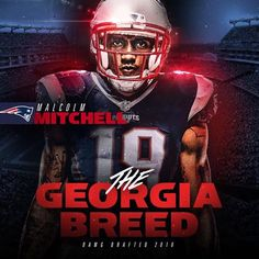 Ready to work. The new #19 of the ‪‎Patriots‬, Malcolm Mitchell. 5/10/2016