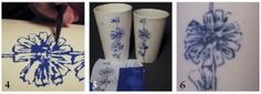 Carbon Copy: New Transfer Paper Makes it Easy to Transfer Customized Underglaze Images