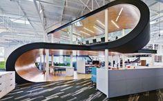 cool office interior one workplace santa clara california