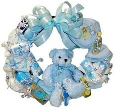 baby room wreaths
