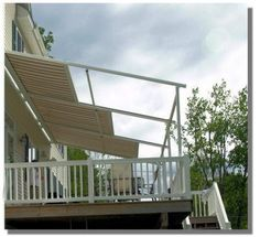 Retractable awning ideas