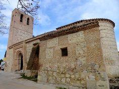 Ermita Santa Mª la Antigua, conocida también como la ermita del cementerio de Carabanchel