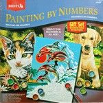 Paint By Numbers kits and other craft kits were always on my Christmas list when I was a girl.
