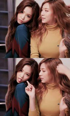 APink NaEun and HaYoung