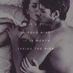 If it's still in your mind, it is worth taking the risk.