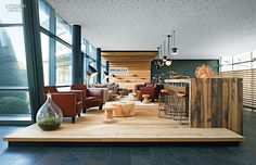 Best Foot Forward: Birkenstock's Updated Headquarters by B-K-I   Projects   Interior Design