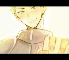 iwaizumi, FHQ, smile, はいきゅろぐ [34], http://www.pixiv.net/member_illust.php?mode=manga&illust_id=55354834